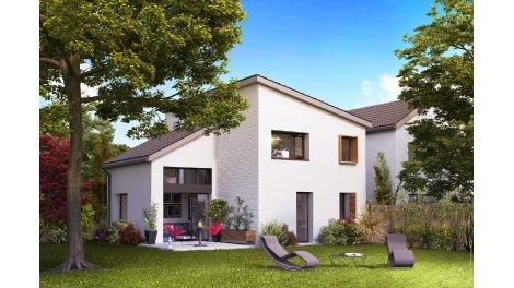 Maisons neuves Confidentiel éco-habitat à Le Bouscat