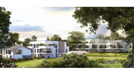 Appartements et maisons neuves Le Bois Joli éco-habitat à Floirac