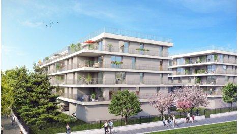 Appartement neuf L'Arboree éco-habitat à Pessac