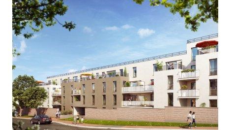 Appartement neuf Tempo éco-habitat à Cenon