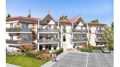 Appartement neuf Pur Bassin éco-habitat à Audenge