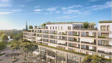 Appartement neuf Bordoriva à Bordeaux