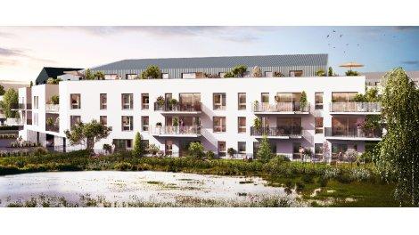 Appartement neuf Terre d'Ô éco-habitat à Villenave-d'Ornon
