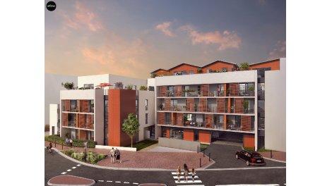 Appartement neuf Coeur Bassin éco-habitat à La Teste de Buch