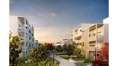 Appartements neufs Arboresens éco-habitat à Mérignac