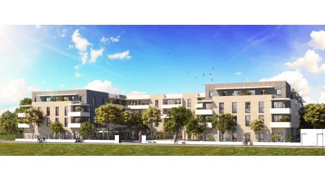Appartement neuf L'Opaline éco-habitat à Villenave-d'Ornon