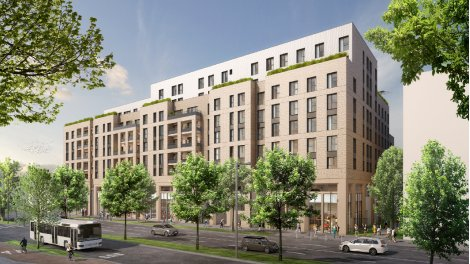 Appartement neuf Bordovita à Bordeaux