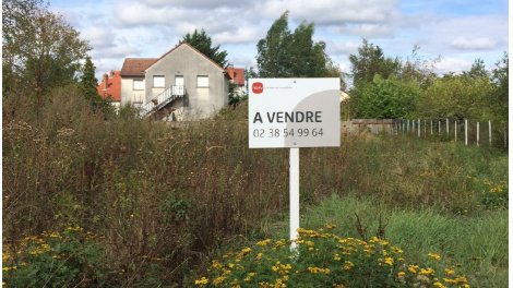 Appartement neuf Terrains a B?tir a Orleans à Orléans