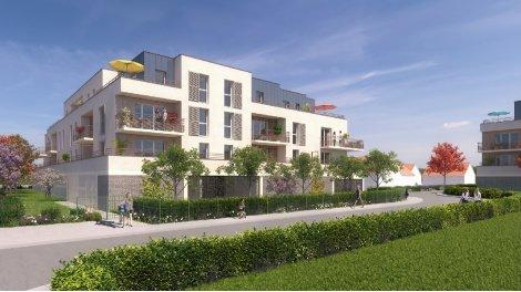 Appartement neuf Le Clos d'Ivoy 2 à Orléans