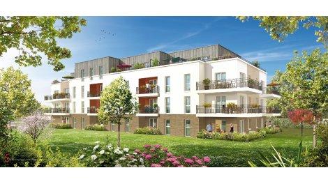 Appartement neuf Confidence investissement loi Pinel à La Chapelle-Saint-Mesmin