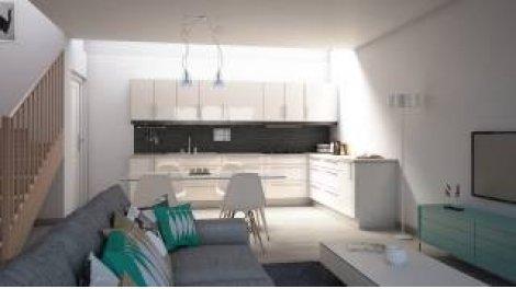 Maisons neuves Residence Biscara Maisons investissement loi Pinel à Orléans