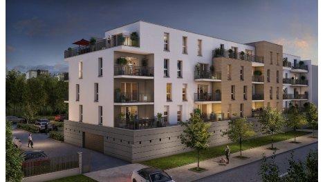 appartement neuf à Lucé