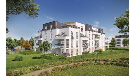 Appartement neuf Residences des Fontainiers 2 à Saran