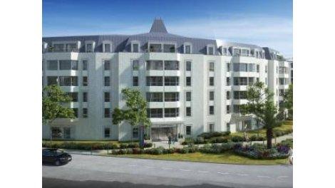 Appartement neuf La Belle Epoque éco-habitat à Dinard