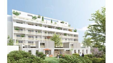 Appartement neuf Neocity à Rennes