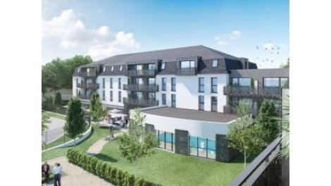 Appartement neuf Les Gavottes éco-habitat à Quimper