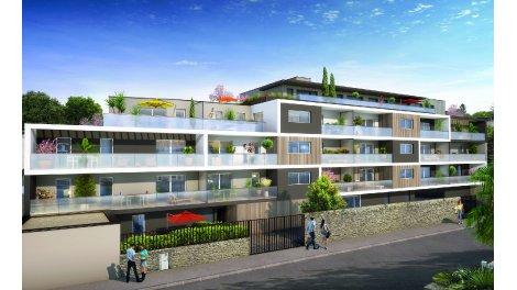 Appartement neuf Boreale investissement loi Pinel à Vannes