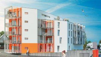 Appartements neufs La Place éco-habitat à Brest