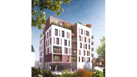 Appartement neuf Connexion investissement loi Pinel à Rennes