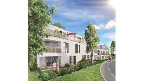 Appartement neuf Poesy éco-habitat à Montgermont