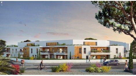 Appartement neuf Terra Viva éco-habitat à Perpignan