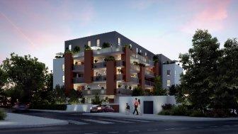 Appartements neufs Les Lucioles à Montpellier