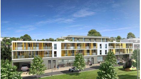 Appartement neuf Luminea éco-habitat à Castelnau-le-Lez