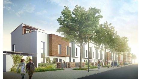Maisons neuves Terra & Villas d'Orphee éco-habitat à Marsillargues