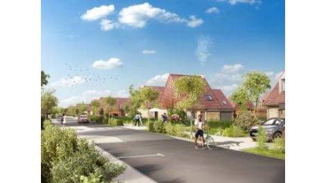 """Terrain constructible du mois """"Eco-Quartier des Petits Moulins"""" - Oye-Plage"""