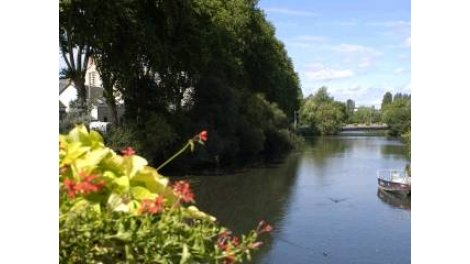 Achat terrain à bâtir à Bourges