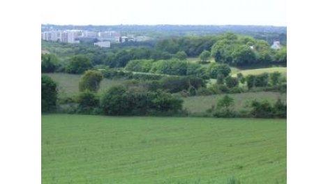 """Terrain constructible du mois """"Le Domaine de Messioual"""" - Brest"""