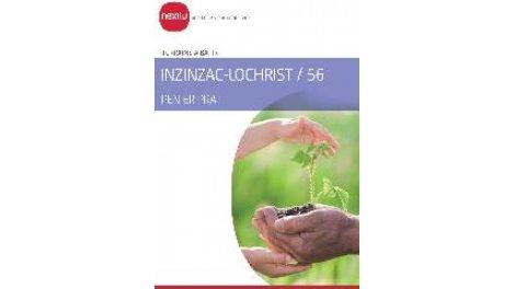 Achat terrain à bâtir à Inzinzac-Lochrist