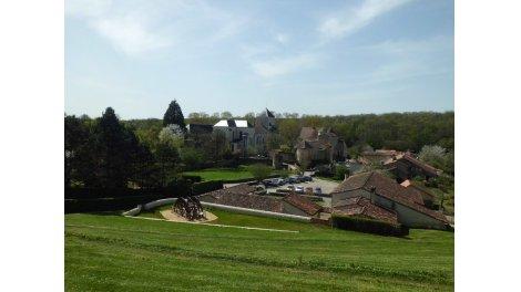 """Terrain constructible du mois """"Le Bois de Cervolet"""" - Nouaillé-Maupertuis"""