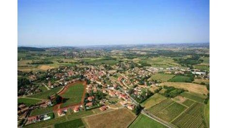 Achat terrain à bâtir à Morancé