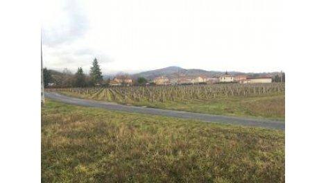 """Terrain constructible du mois """"Le Clos des Vignes 2"""" - Lacenas"""