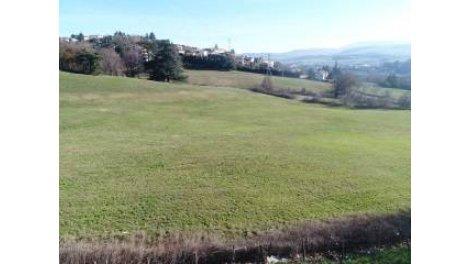 Achat terrain à bâtir à L'Horme