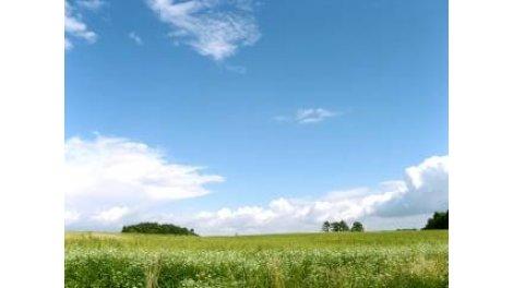 """Terrain constructible du mois """"Le Clos Joli"""" - Sablons"""