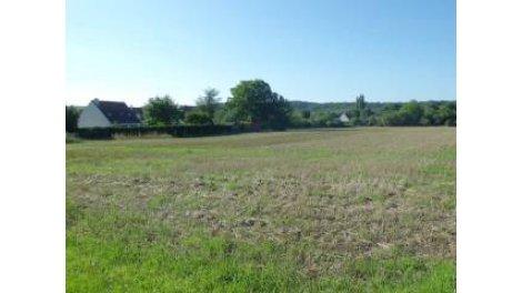 """Terrain constructible du mois """"Le Domaine de Vaucelas"""" - Etrechy"""