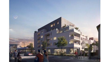 Appartement neuf Le Mediatik à Schiltigheim