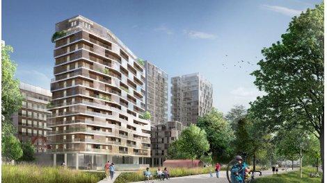 Appartement neuf Vision éco-habitat à Strasbourg
