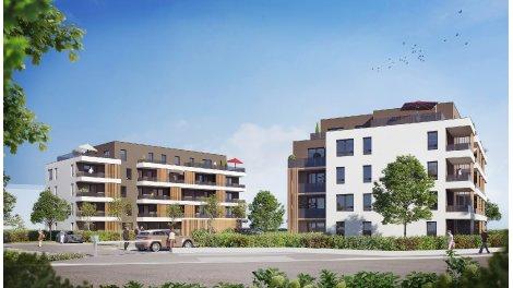 immobilier basse consommation à Colmar