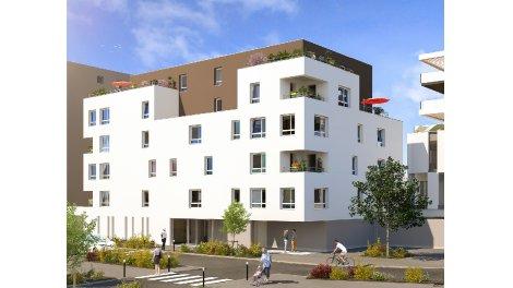 Appartement neuf Amalia investissement loi Pinel à Lingolsheim