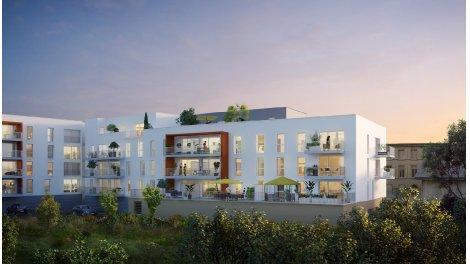 Appartement neuf L'Avant Scene éco-habitat à Saint-Julien-les-Metz