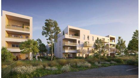 appartement neuf à Oberhausbergen