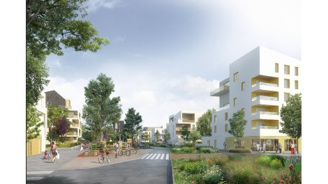 Appartement neuf Imagin'Air éco-habitat à Oberhausbergen