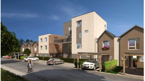 Appartement neuf Triangle à Schiltigheim