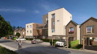 "Programme immobilier du mois ""Triangle"" - Schiltigheim"