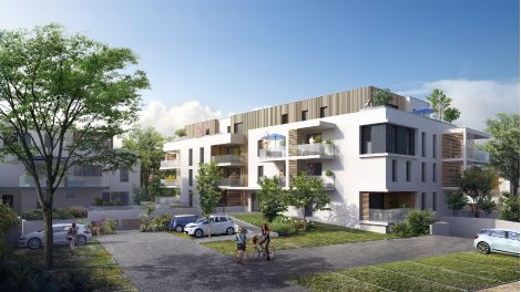 Appartement neuf Ill'Ô à Illkirch-Graffenstaden