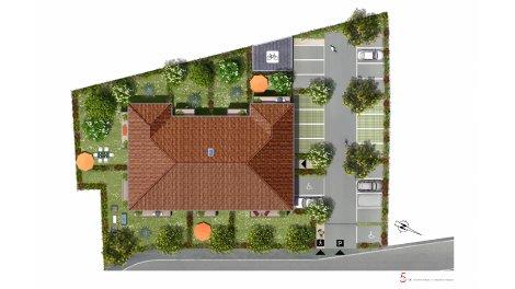 appartement neuf à Saulxures-Lès-Nancy