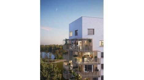 immobilier ecologique à Ostwald